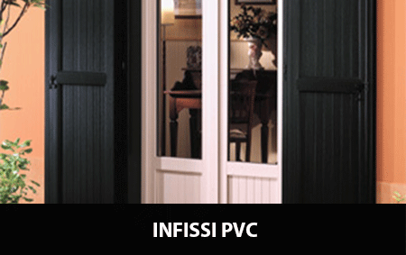 Infissi in pvc